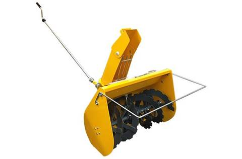 "2019 28"" Snow Thrower - Two-Stage"