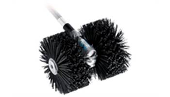 2019 #80711 Aggressive Nylon Brush Replacement Brush Paddle (Brush Only)