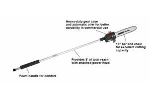 99944200532 Power Pruner® Attachment
