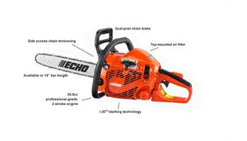 "2019 CS-310 14"" - 30.5 cc Chain Saw with i-30 Starter"
