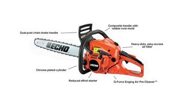 "2019 CS-490 18"" - 50.2 cc Rear Handle Chain Saw"