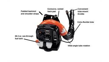 2019 PB-770T - 63.3 cc X Series Backpack Blower with Tube-Mounted Throttle