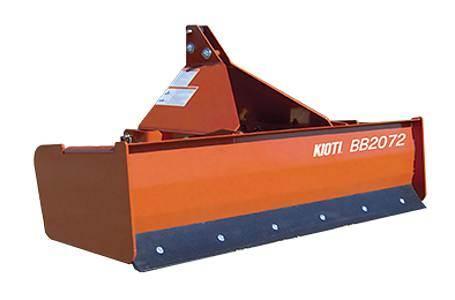 Kioti Box Blade