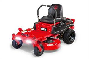 "Rex 42"" Briggs & Stratton PowerBuilt™10.5HP"
