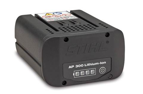2019 AP 300 Lithium-Ion Battery