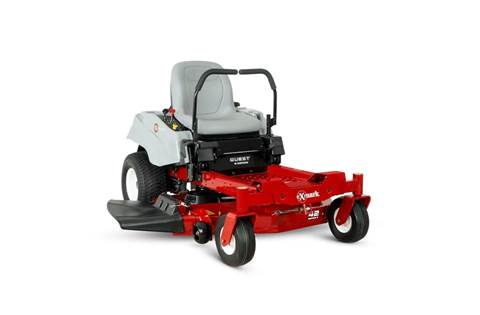 New Exmark Quest Series Riding Mowers Models For Sale In