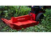 Shown with Brush Mower