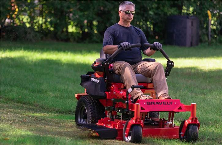 New Gravely Commercial Lawn Mowers For Sale In Belleview