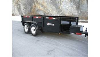 2019 DT712LP-LE-12 Dump Trailer