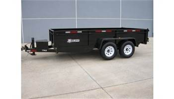 2019 DT714LP-LE-14 Dump Trailer