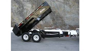 2019 DT712LP-LE-10 Dump Trailer