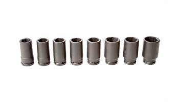 2019 TY27270 8-piece 3/4-in. Drive Metric Deep Impact Socket Set