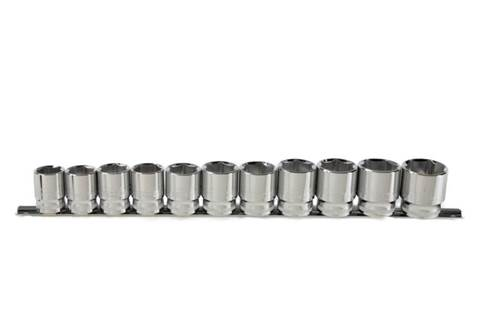 2019 TY19984 1/2-in.Drive 13-piece Socket Set (SAE)