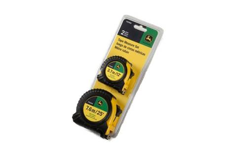 2019 TY27000 2-Piece Tape Measure Set