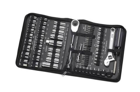 2019 TY24369 Tool set - 72-pc., 1/4-in. and 3/8-in. drive (SAE and metric), socket and wrench