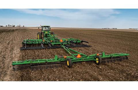 2019 200 Seedbed Finisher