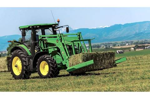 2019 AB17K 2 Large Square Bales