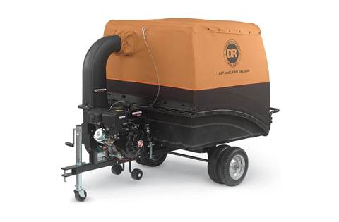 2019 LLVX16MN DR Leaf and Lawn Vacuum Manual Start