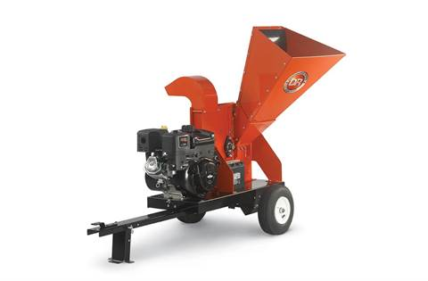 2019 CP45047BMN DR Wood Chipper Manual Start