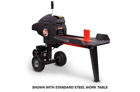 2019 WR33022ACN DR RapidFire Flywheel Log Splitter With Standard Work Table