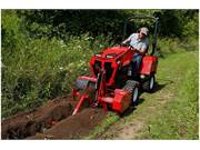 Stock Image: 450 with Trencher