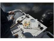 Stock Image: VX Rear Fish Station