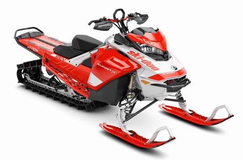 2020 Summit® X® w/Expert Pkg 850 E-TEC® 165 - Lava Red