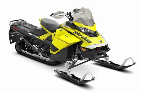 2020 Backcountry X 850 E-TEC® SHOT 146 Sunburst Yellow