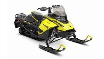 2020 MXZ TNT® 600R E-TEC® - Sunburst Yellow/Black