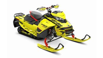 2020 MXZ X-RS® 600R E-TEC® - Sunburst Yellow