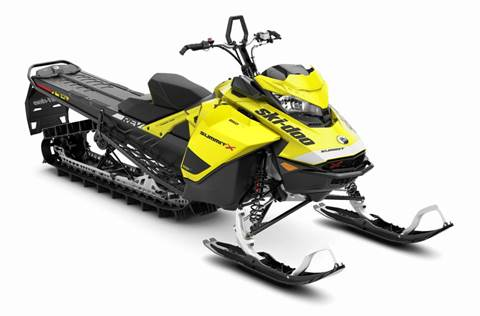 2020 Summit® X® 850 E-TEC® ES 175 - Sunburst Yellow