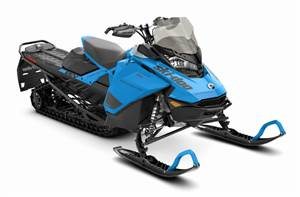 Backcountry 850 E-TEC® - Octane Blue/Black