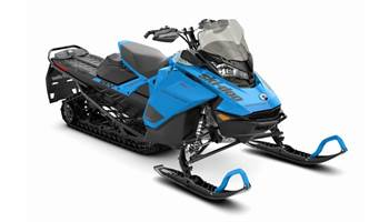 2020 Backcountry 850 E-TEC® - Octane Blue/Black