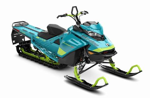 2020 Summit® X® 850 E-TEC® 165 - Iceberg Blue