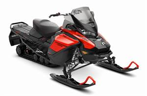 Renegade® Enduro™ 850 E-TEC® - Lava Red/Black
