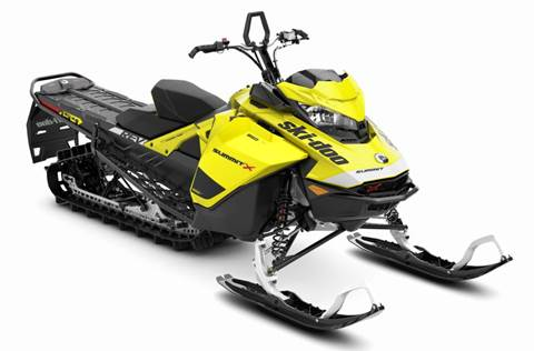 2020 Summit® X® 850 E-TEC® SHOT 154 - Sunburst Yellow