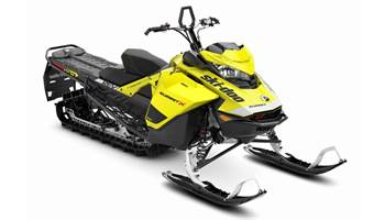 2020 Summit® X® 850 E-TEC® 154 - Sunburst Yellow