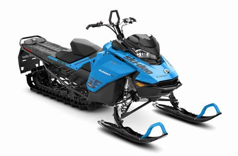 2020 Summit® SP 600R E-TEC® SHOT 154 -Octane Blue/Black