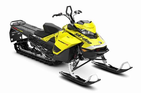 2020 Summit® X® 850 E-TEC® SHOT 165 - Sunburst Yellow