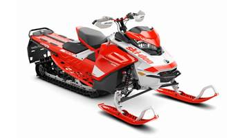 2020 Backcountry X-RS® 850 E-TEC® ES 154 - Lava Red