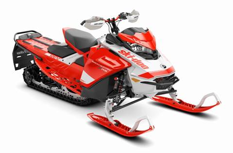 2020 Backcountry X-RS® 850 E-TEC® SHOT 146 - Lava Red