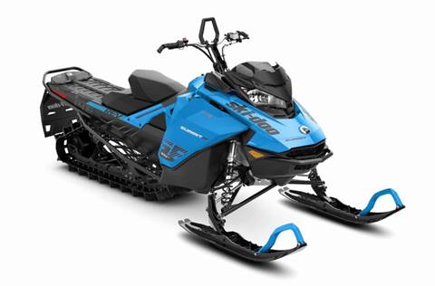 2020 Summit® SP 600R E-TEC® SHOT 146 -Octane Blue/Black