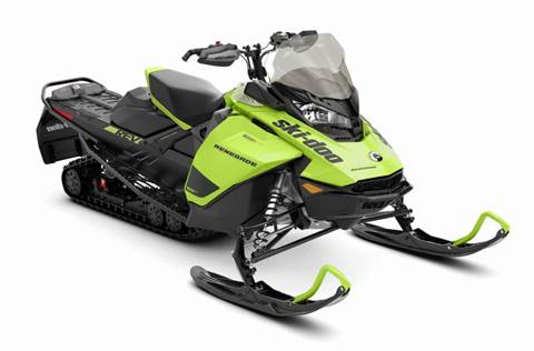 2020 Renegade® Adrenaline 850 E-TEC® Manta Green/Black