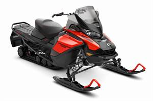 Renegade® Enduro™ 600R E-TEC® - Lava Red/Black