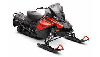 2020 Renegade® Enduro™ 600R E-TEC® - Lava Red/Black