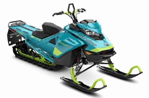 2020 Summit® X® 850 E-TEC® ES 154 - Iceberg Blue