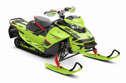 2020 Renegade® X-RS® 850 E-TEC® - Manta Green