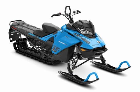 2020 Summit® SP 850 E-TEC® SHOT 165 - Octane Blue/Black