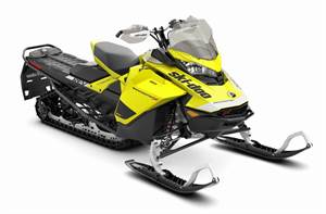Backcountry X 850 E-TEC® ES 146 - Sunburst Yellow