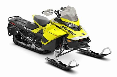 2020 Backcountry X 850 E-TEC® ES 146 - Sunburst Yellow